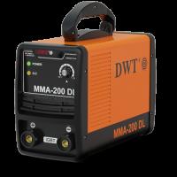Сварочный инвертор DWT MMA-200DL